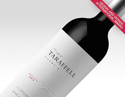 Taraffell Great Wine Packaging