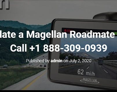 How to Update a Magellan Roadmate 1200 GPS?