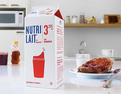 Nutrilait - Image de marque