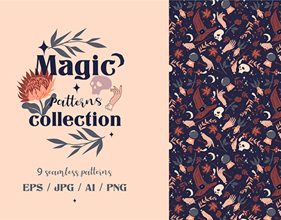 Magic patterns collection