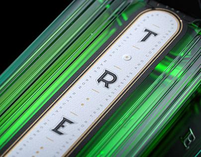 TRE Absinthe (Concept, CGI)