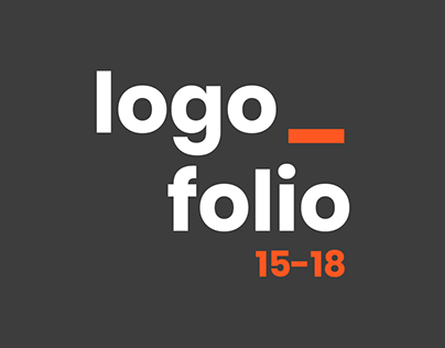Logofolio: 2015 - 2018