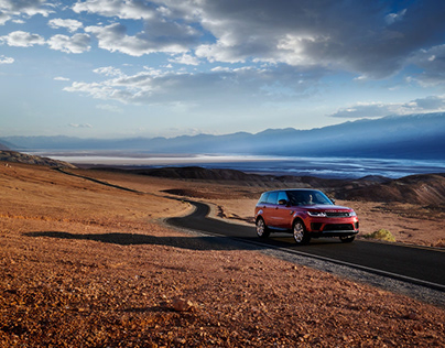 Range Rover - Elevated Drives - California