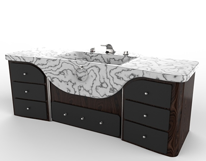 Sink and Storage Concept
