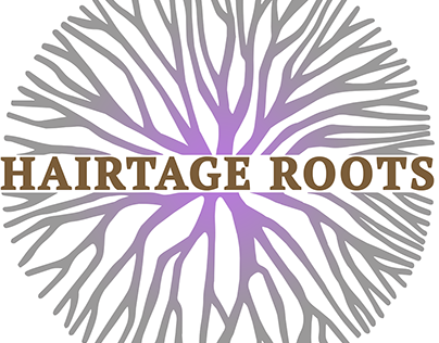 Hairtage Roots Logo