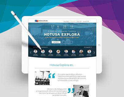 Hotusa Explora - Foro de Innovación Turística
