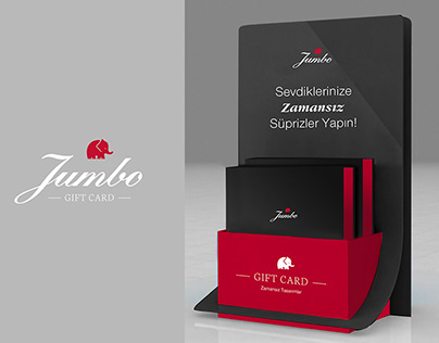 Gift Card Stand