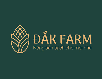 DAK FARM - VISUAL IDENTITY