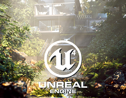 Suspension House - Unreal Engine 4 - Virtual Reality
