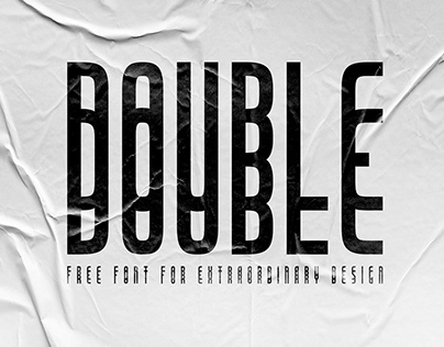 Double Font (Free)
