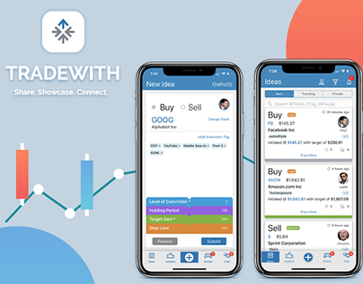 TradeWith UI/UX