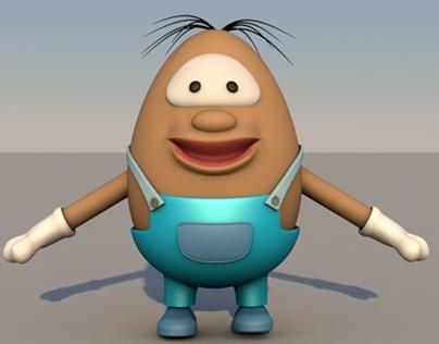 Crazy Eggs model 1
