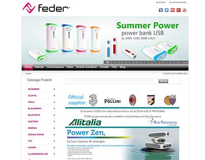 Feder 2014 - 2016
