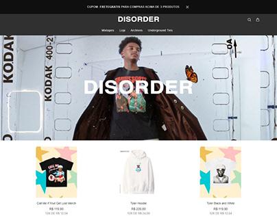 Disorder Collective - Portfolio OnLife