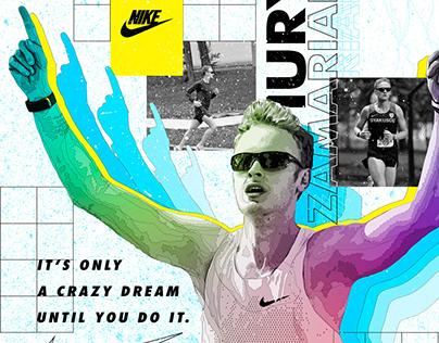 Iury Zamarian - Octagon / Nike