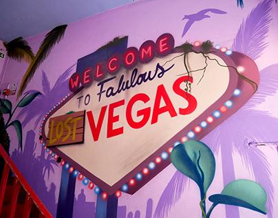 Lost Vegas London