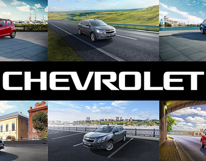 Chevrolet Key Visuals