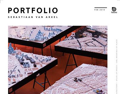 Portfolio Selected Works 2011-2018