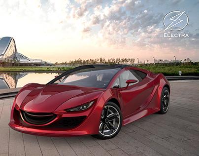EV ELECTRA M Concept