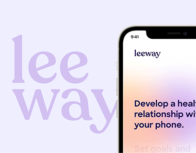 Leeway: A Screen Time Tracking App