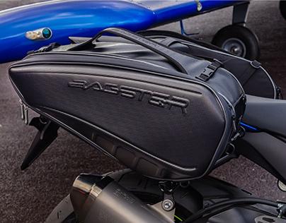 Saddle bag designs for BAGSTER
