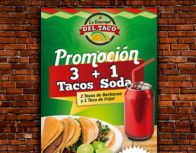 Mexican Restaurant Flyer (Project)