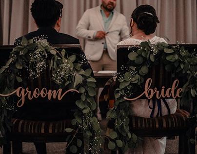 Noelani & Alan • Wedding Photography