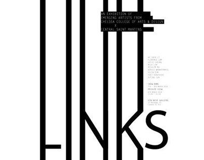 links - 5th base gallery, london