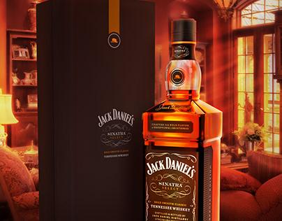 Jack Daniel's Sinatra Select, Retouch 2017