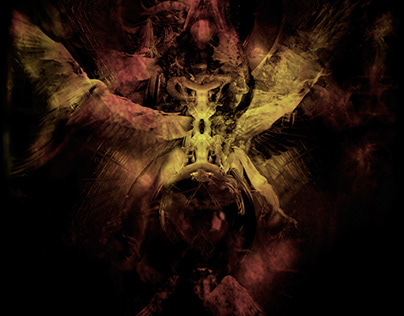 Thanatos: Prelude VI, digital painting