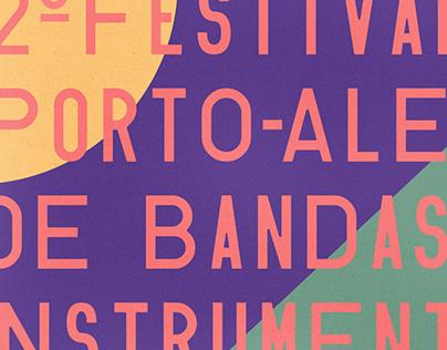 2º Festival Porto-Alegrense de Bandas Instrumentais