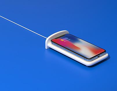 无线充电板