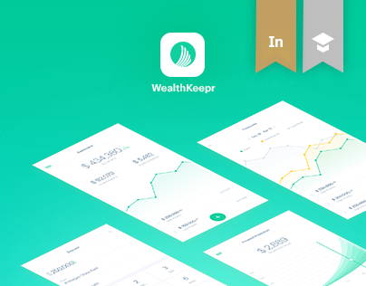 WealthKeepr (Finance Mobile App)