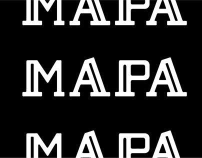 MAPA Typeface