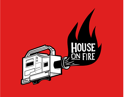 House on Fire - Corporate Identity