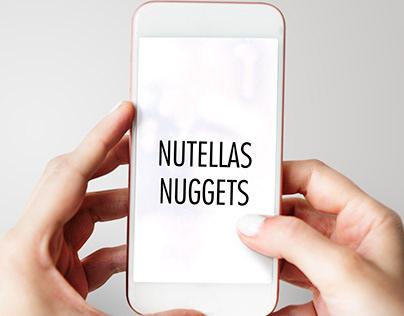 NUTELLA/NUGGET/CRIATIVO