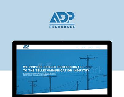 ADP Resources Web Design