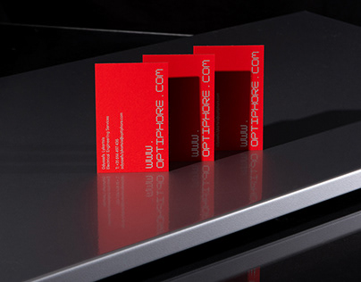 Optiphore Brand Identity