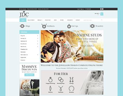 JDC Jewellers Website