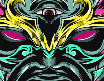 Wolf Gang Artwork