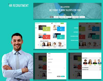 HR Recruitment Portal