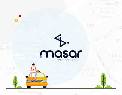Masar:On Demand Taxi App