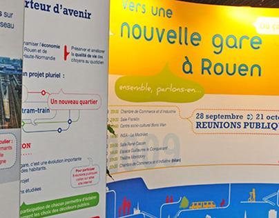 Nouvelle Gare de Rouen