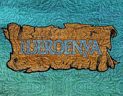 Carte de Werdenya