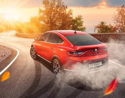Renault Arkana - Concept campaign