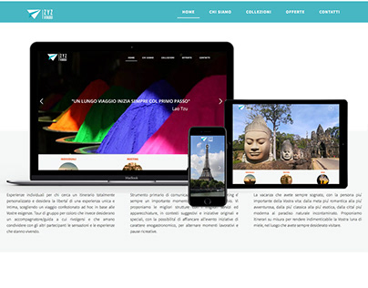 zyzviaggi.it   website development