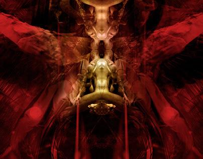 Thanatos: Prelude IV, digital painting