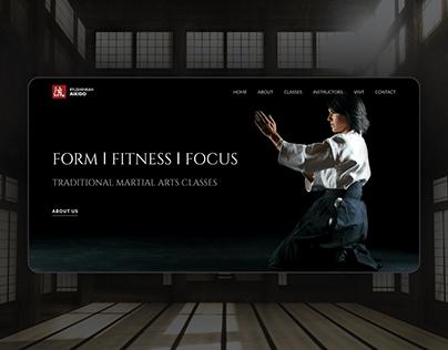 School Classes — Aikido Website