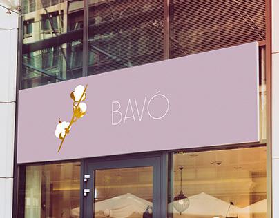 Bavó logo & branding