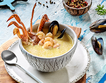 Aquarium Seafood   Food Photography